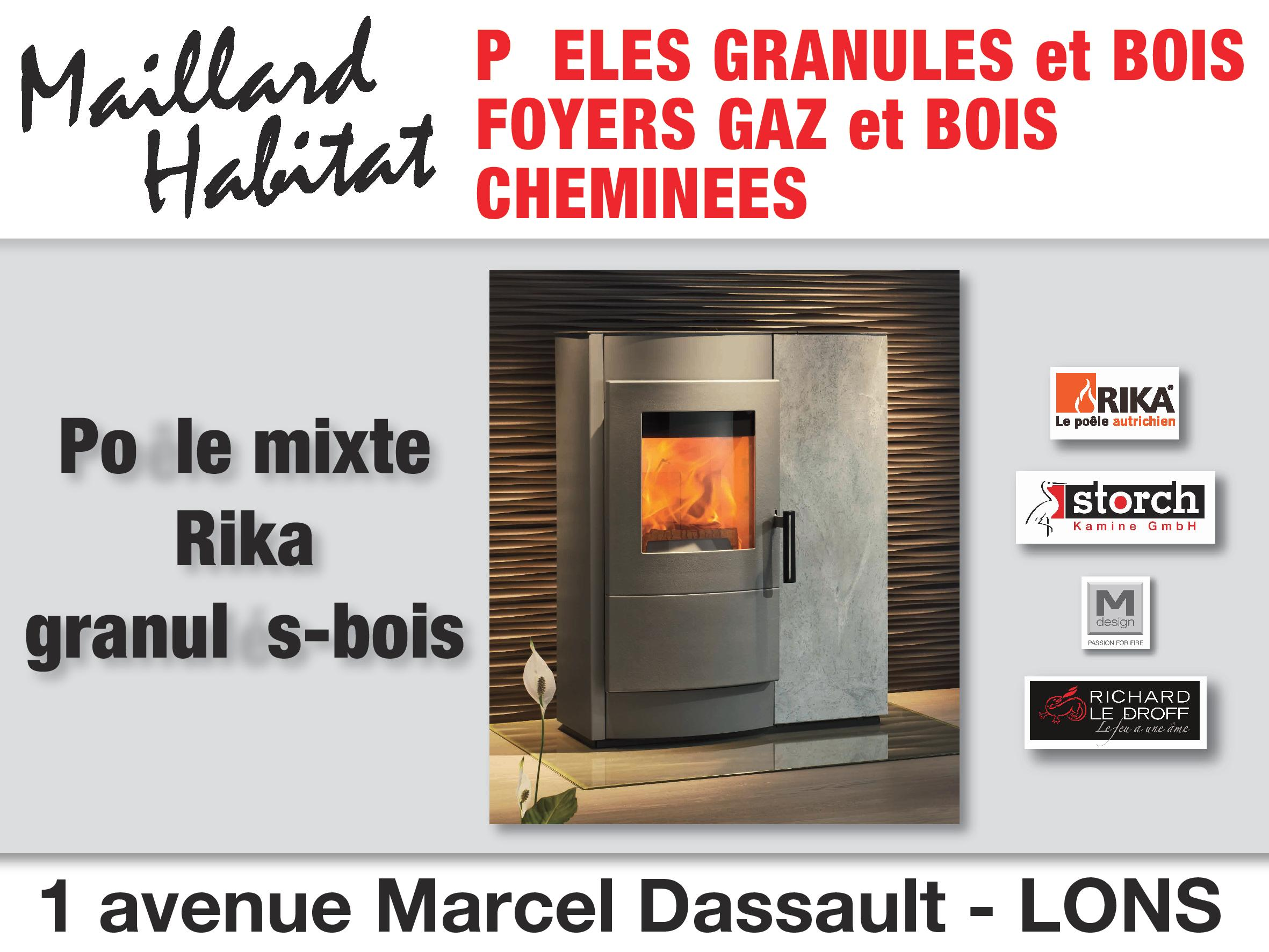 maillard poele