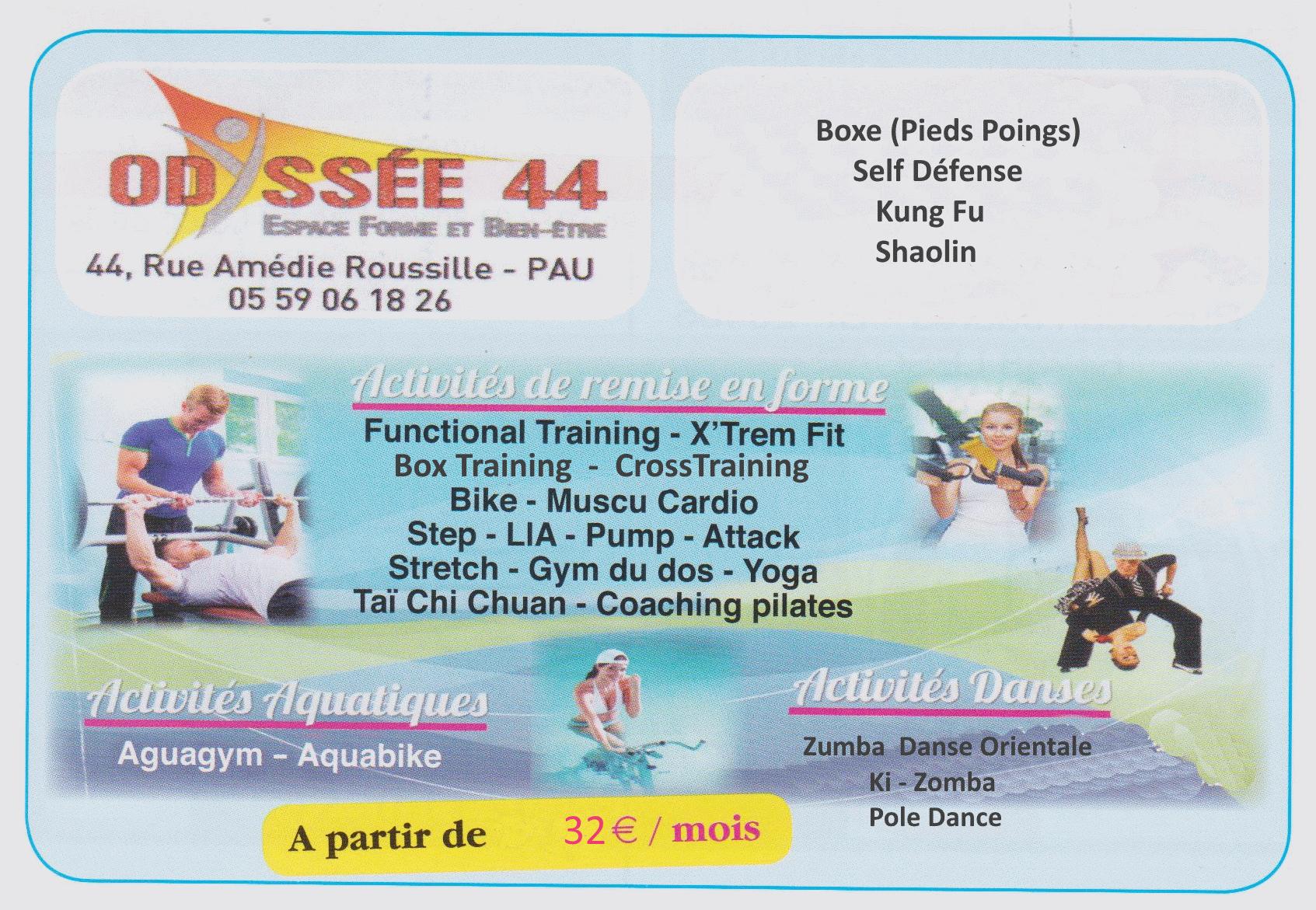 Odyssée64